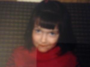 Carole Grace age 5?